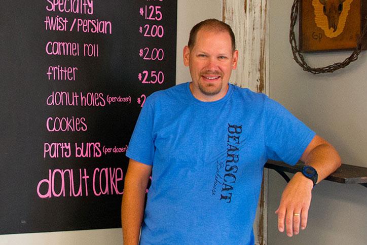 Bearscat Bakehouse owner