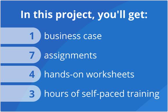 LivePlan Method practice project